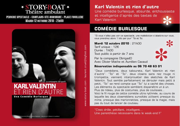 texte théâtre carl valentin